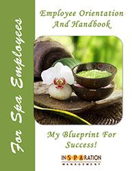 Spa Orientation & Employee Manual