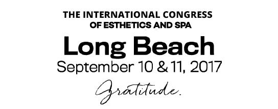 The International Congress Of Esthetics And Spa - Long Beach
