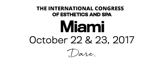 The International Congress Of Esthetics And Spa - Miami
