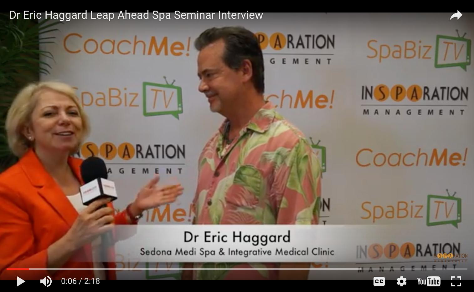 Dr. Eric Haggard