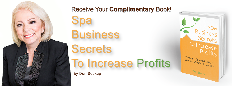 Spa Business Secrets to Increase Profits Banner
