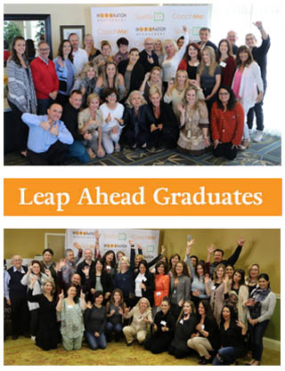 spa medi spa business seminar graduates