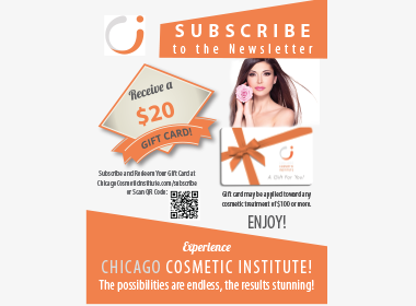 Chicago Cosmetic Institute Flyer