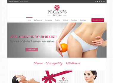 Pecan's Day Spa