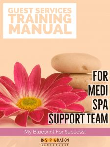 Medi Spa Support Team Training Manual