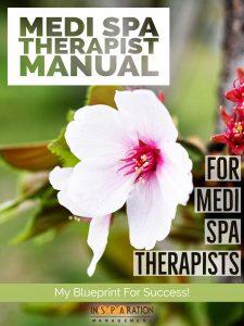 Spa & Medi Spa Therapist Manual