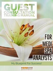 Medi Spa Guest Consultation Department