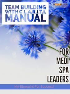 Medi Spa Team Building with C.L.A.R.I.T.I. Manual