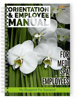 Spa Orientation & Employee Manual