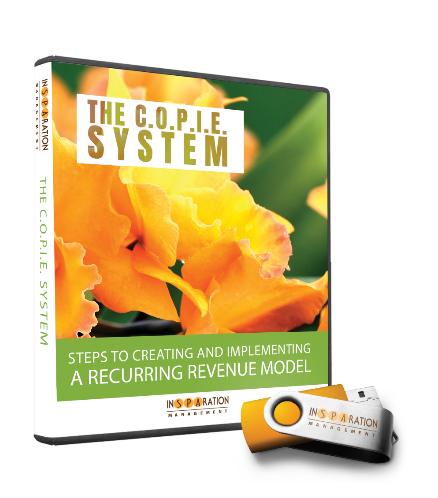 The C.O.P.I.E. System: A Recurring Revenue Model