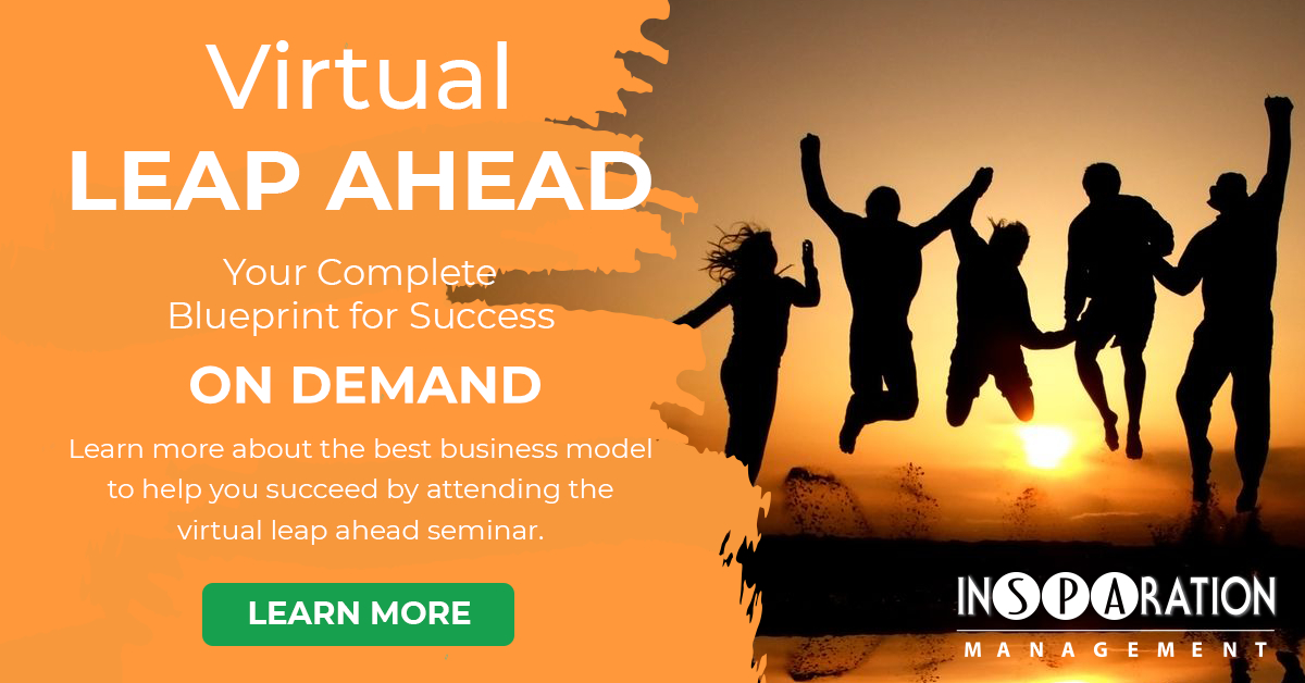 Virtual Leap Ahead