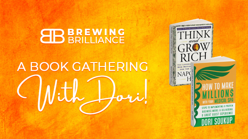 Book Gathering with Dori - How to make millions