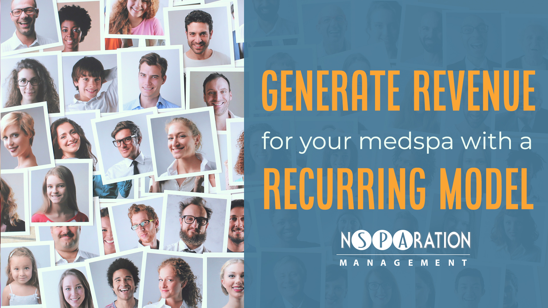 Generate revenue for your MedSpa with a recurring model