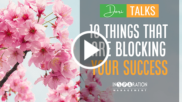 10 Things That Are Blocking Your Success