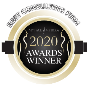 Best Medical Aesthetics Consulting Firm 2020 Digital Badge