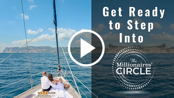 Get Ready To Step Info The Millionaires' Circle