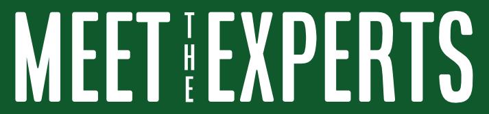 Meet The Experts