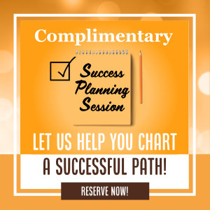 Invite you to reserve a Success Planning Session