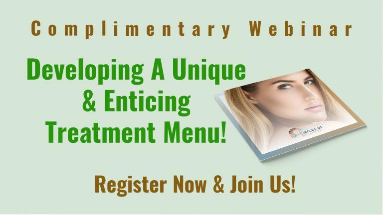 Developing A Unique & Enticing Medspa Treatment Menu
